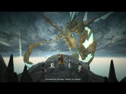 Tokyo RPG Factory nos explica más detalles sobre la historia y la ambientación del juego