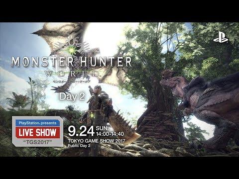 El cooperativo para cuatro jugadores, en acción en un nuevo gameplay - Noticia para Monster Hunter World
