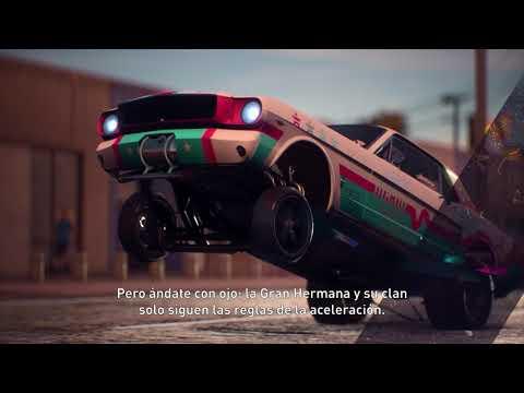 Un gran vistazo a todas las opciones del mundo abierto - Noticia para Need for Speed Payback