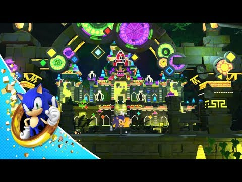 Alquila el personaje creado por un jugador en Sonic Forces