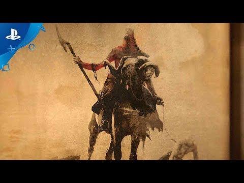 Otros dos  enemigos de Kratos: El Revenant y el Trol de fuego