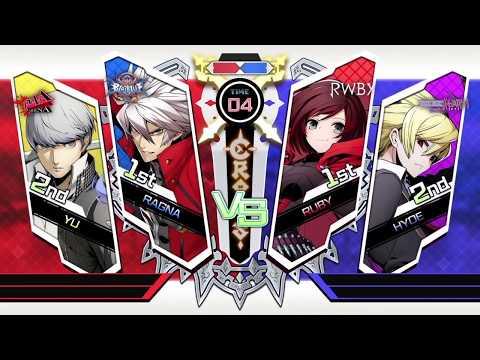 Arc System Work confirma cuatro personajes más de la saga BlazBlue