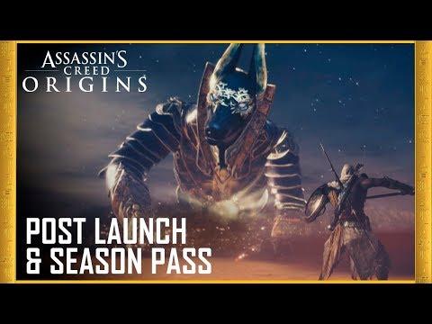Ubisoft detalle el pase de temporada y contenido post-lanzamiento - Noticia para Assassin's Creed: Origins