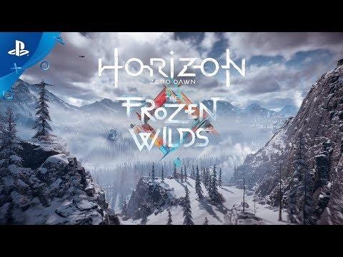 Los abrasadores enemigos que encontraremos en la expansión The Frozen Wilds