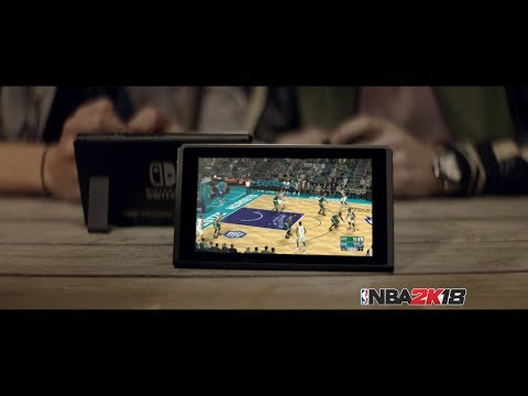 La versión para Switch, ya está disponible en el mercado - Noticia para NBA 2K18
