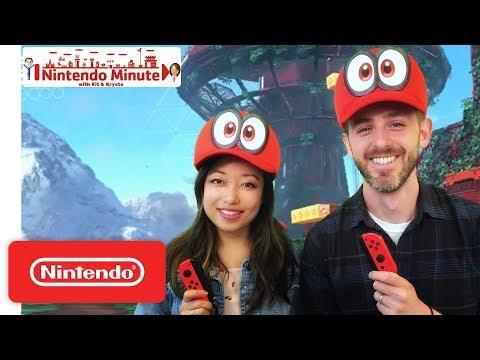 Así es como se juega cooperativo a Mario Odyssey - Noticia para Super Mario Odyssey