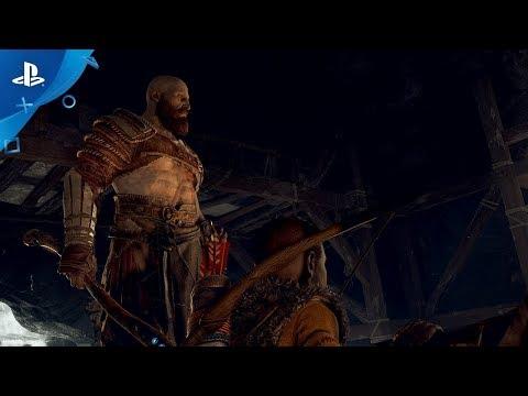Otro ejemplo más del cambio en el sistema de combate - Noticia para God of War