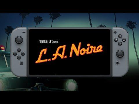 Así es L.A. Noire, en realidad virtual
