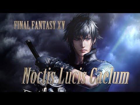 Square Enix nos enseña también a las invocaciones del juego, Materia y Spiritus