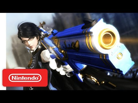 El remake para Switch contará con multijugador local y control táctil - Noticia para Bayonetta 2