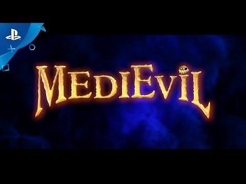 Pégale el primer vistazo al remake del clásico Medievil de PS1, ahora en PS4