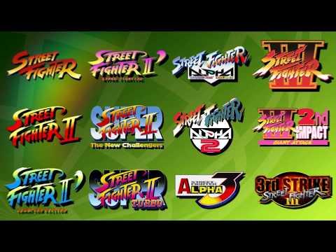 Capcom quiere celebrar el aniversario de Street Fighter con una gran colección - Noticia para Street Fighter 30th Anniversary Collection