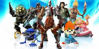 Playstation All-Star Battle Royale