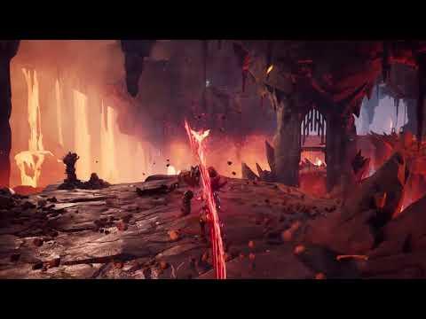 Fury, la protagonista, y sus cuatro fuerzas Hollow en acción