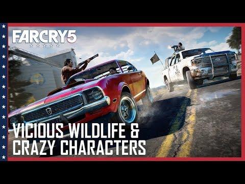 Ubisoft nos da más detalles sobre los personajes que encontraremos y cómo jugar en coop - Noticia para Far Cry 5