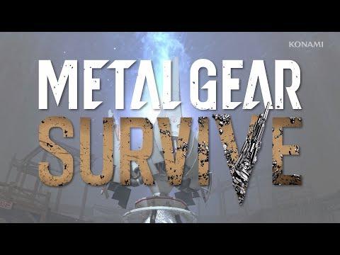 Konami nos enseña un poco más del cooperativo del juego - Noticia para Metal Gear Survive
