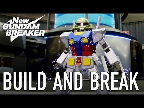 Más detalles del nuevo Gundam de juguete