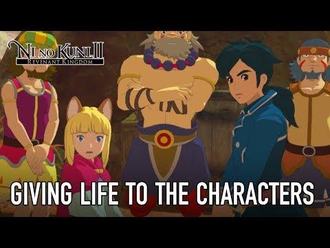 Joe Hisaishi, compositor de la banda sonora del juego, nos cuenta más de su creación