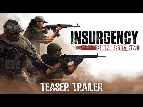 El nuevo Insurgency nos muestra su espectacular acabado y nuevas opciones