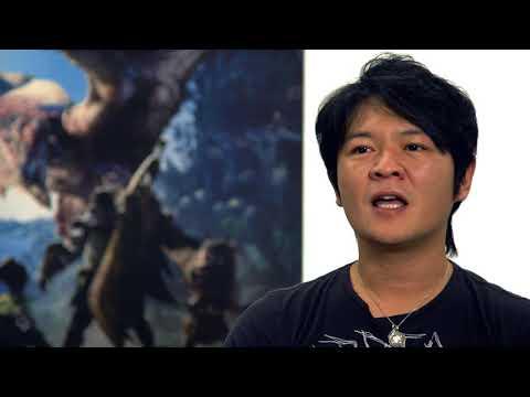 Capcom nos explica los sencillos pasos para capturar a cualquier monstruo