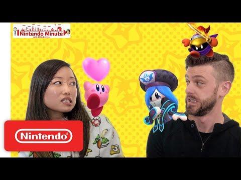 Estas son las opciones principales de lo nuevo de Kirby para Switch