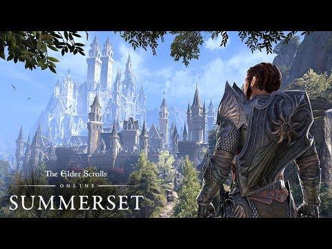 Un vistazo a Estivalia, una de las localizaciones de Summerset - Noticia para The Elder Scrolls Online: Summerset