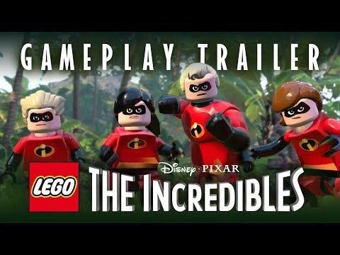 Los súperpoderes de la familia Parr - Noticia para LEGO Los Increíbles