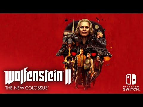 Un vistazo a la versión para Nintendo Switch - Noticia para Wolfenstein II: The New Colossus