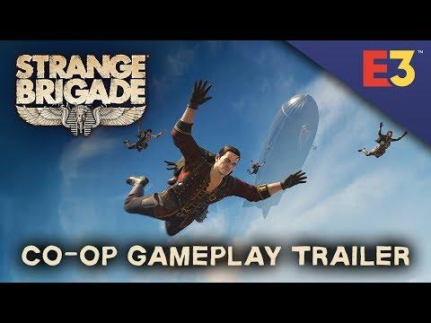 Así es la campaña de Strange Brigade