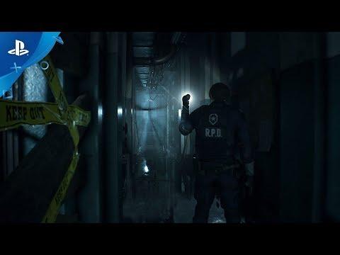 Así de espectacular es el remake de Resident Evil 2