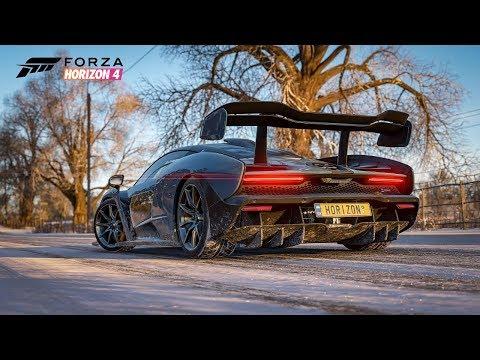 Así será la temporada de invierno - Noticia para Forza Horizon 4