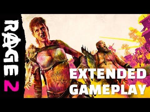 9 minutos de gameplay inédito con acción y destrucción a raudales