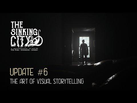 El arte de contar historias de forma visual - Noticia para The Sinking City
