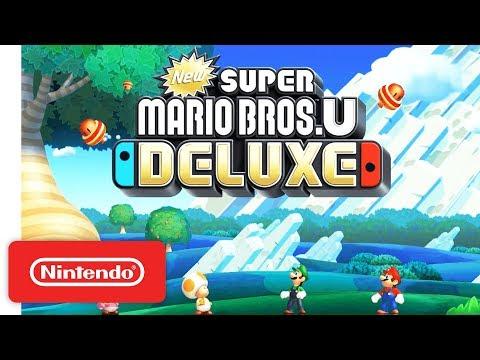 Nintendo nos enseña un ejemplo de juego cooperativo para dos jugadores