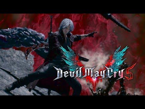 El Director del juego, Hideaki Itsuno, nos enseña la zona de práctica y los diferentes Devil Breakers