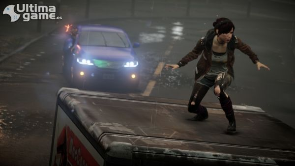 Arenas de batalla para Infamous: First Light - Noticia para Infamous: First Light