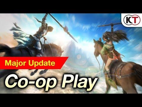 Así es el cooperativo que tanto esperamos los usuarios de Dynasty Warriors 9 - Noticia para Dynasty Warriors 9