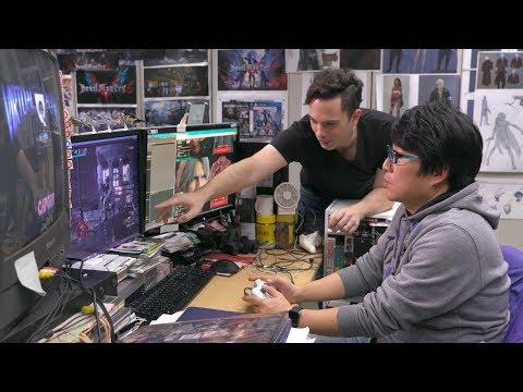 Itsuno Hideaki nos enseña los secretos jugables de Dante en sus primeras misiones