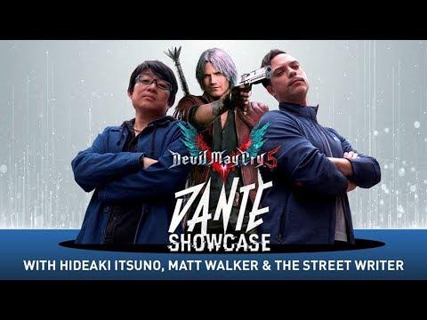 Itsuno Hideaki nos enseña los secretos jugables de Dante en sus primeras misiones - Noticia para Devil May Cry 5