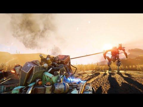 Exploración, combate y mecánicas de juego en más de 10 minutos de gameplay