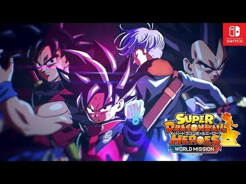 Primer vistazo a Cirrus, un nuevo personaje en la saga de Dragon Ball exclusivo del juego de cartas - Noticia para Super Dragon Ball Heroes: World Mission