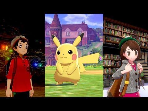 ¿Es éste el Pokémon que esperaban los usuarios de Switch?... ¡Éste es el Pokémon que esperaban los usuarios de Switch! - Noticia para Pokémon Espada y Escudo