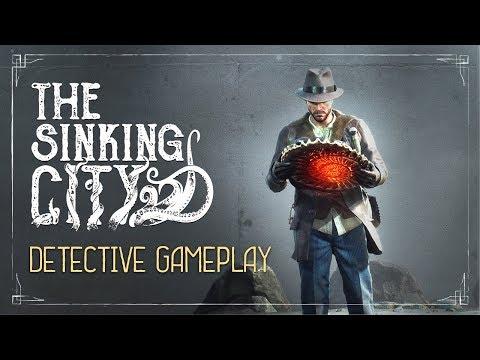 Mundo abierto en un juego de detectives, o lo que es lo mismo, total libertad para investigar y resolver los crímenes - Noticia para The Sinking City