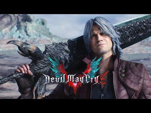 ¿Vergil en Devil May Cry 5? El tráiler final antes de su lanzamiento - Noticia para Devil May Cry 5