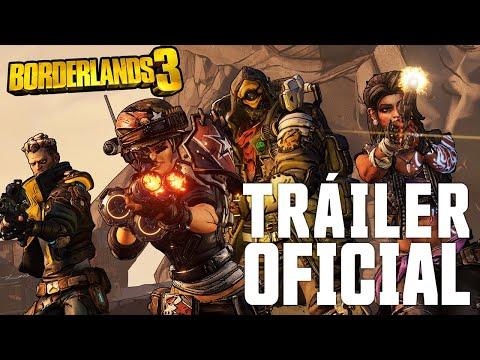 Ya hay fecha de lanzamiento y más opciones confirmadas - Noticia para Borderlands 3