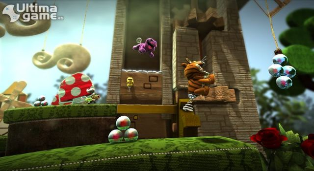 Así es \'The Journey Home\', el nuevo DLC para LittleBigPlanet3 - Noticia para LittleBigPlanet 3