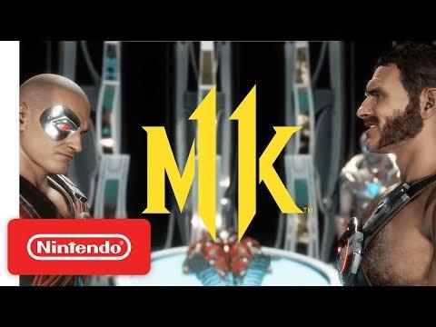 Así de bien luce la versión para Switch, y primer vistazo a Shao Kahn - Noticia para Mortal Kombat 11