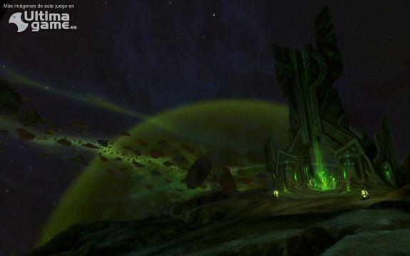 Azeroth se doblega ante la fuerza de la Legión - Noticia para World of Warcraft: Legion
