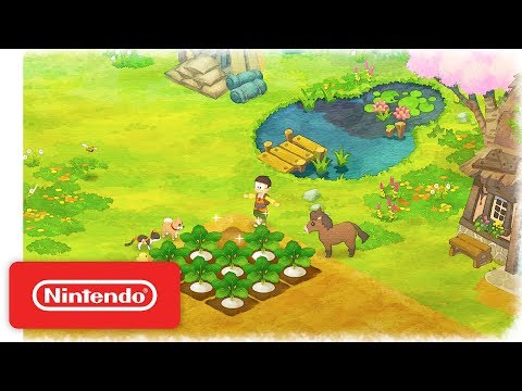Bandai Namco confirma su lanzamiento en Switch y PC para otoño de 2019 - Noticia para Doraemon Story of Seasons