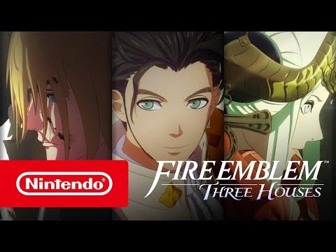 ¿Serías capaz de luchar contra tus compañeros de clase, si la justicia lo exige? - Noticia para Fire Emblem: Three Houses